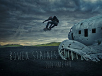 Bowen Staines 2014 Skate Tape